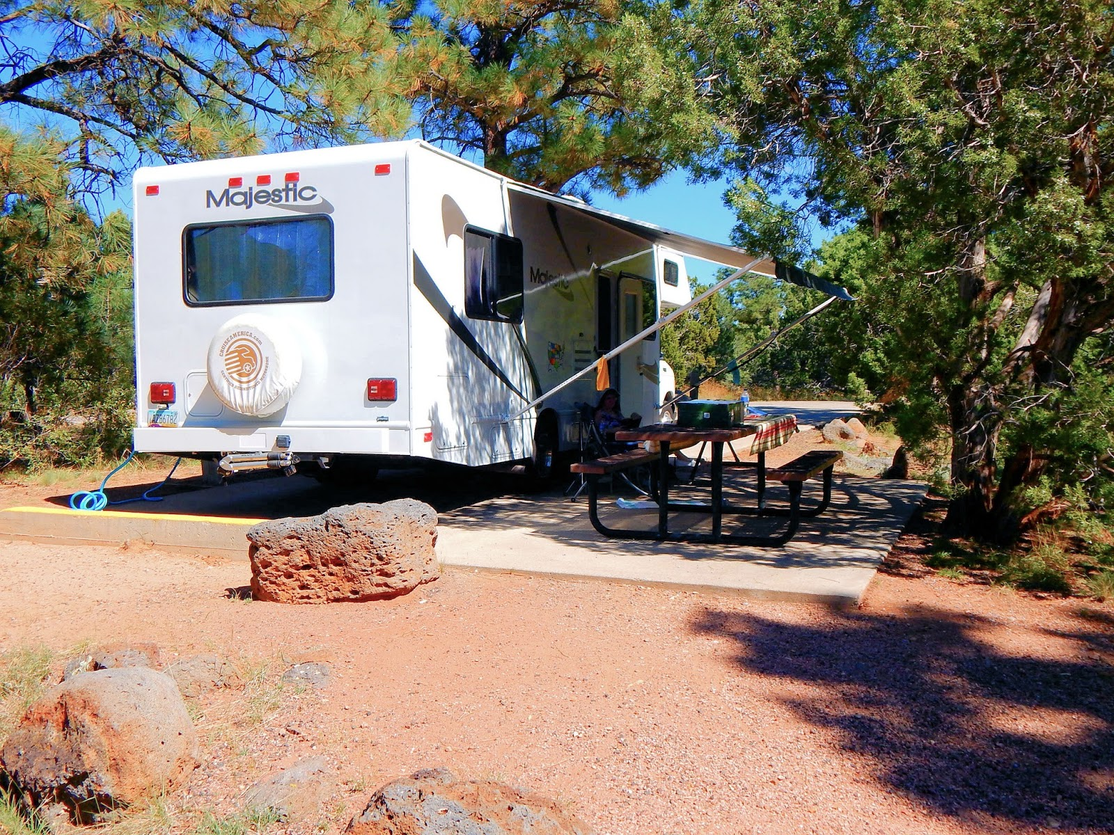 Best Weekend RVing Tips for Spring